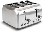 Kogan Four Slice Toaster $49 Free Shipping
