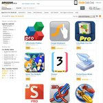 [Amazon.com.au] Over $165 worth of Top Paid Android Apps and Games Free  – Amazon Appstore