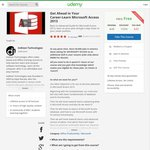 18 $0 Udemy: Chinese, Russian, MS Access, Google+, Careers, Linkedin, Web Traffic, Anxiety