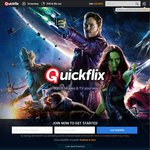 2 Months Free of Quickflix