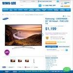 "Samsung - UA55H6400 - 55"" 3D Smart - FHD LED TV $1,099 @ Bing Lee"