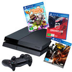 PS4 + 3 Games (LBP3, DriveClub & inFAMOUS SS) for $423.20 Delivered @ Target eBay