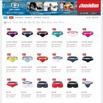 UNDERWEAR: Aussiebum SALE - up to 60% off