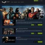 Mortal Kombat Komplete Edition or Injustice Gods Among Us Ultimate Edition (Steam) $4.99US each