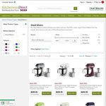 KitchenAid-KSM150 with Food Processor Attachment $699.95 + Shipping @ Kitchenware Direct