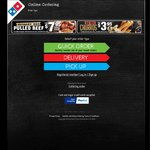 Domino's Value Range Pizza $3.95 Pickup [NSW Online Only]