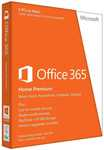 Microsoft Office 365 Home Premium 5 User - $35 after $25 Cash Back @ Big W ($32 OW Price Beat)
