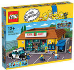 LEGO The Simpsons™ The Kwik-E-Mart 71016 $263.20 (20% off) @ Target eBay Store