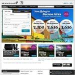 AirNZ / Virgin Australia Syd/Mel to Auckland Return - $235 ~June 2016
