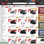 50-60% off All CATLIKE Helmets @ Bikebug.com