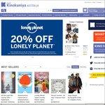 Free Delivery Aus-Wide on Orders over $50 @ Kinokuniya