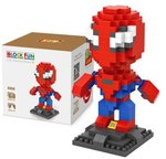 LOZ Superhero Building Block Toys from USD $3.28 (~AUD $4.45) to USD $3.57 (~AUD $4.84) Delivered @ Everbuying