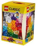 1500 Piece Lego 10697 Classic Creative Box $79 at Kmart