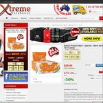 24 Pumpkin Pie Quest Bars $37.95 Delivered ($1.58 Per Bar) @ Xtreme Warehouse