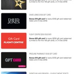 Redeem HSBC Reward Points as Gift Cards and Get 10% Extra