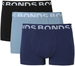 Myer - Bonds | 3 Pack Back to Work Trunks $18 (Normally $40 - 55% off) - in Store