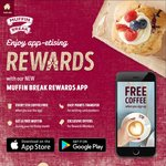 FREE Coffee on Signup and Free Muffin on Birthday @ Muffin Break W' Loyalty App