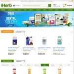 iHerb 10% off Neutrogena, Aveeno, and More