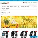 Huawei W1 Watch $299, Samsung Gear S2 Sport $229 | S3 Classic/Frontier $409/$437, Apple Watch Stainless Steel $339 @ Mobileciti