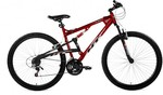 "Kent Alloy Dual Suspensions 26"" Men's Mountain Bike $97 Delivered @ Harvey Norman Was $147"