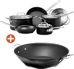 FREE 36cm Wok with Anolon Authority 6 Pce Cookware Set $299.95 + Free Shipping (was $399.95/valued at $1199.90) @Cookware Brands