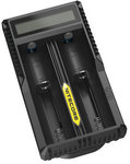 Nitecore UM20 USB Power LCD Intelligent Li-Ion Battery Charger @ Banggood $14.48AUD ($11.16USD) Delivered