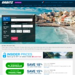 Orbitz - 18% off Hotels up to $150 USD (12 Hours Only from 1 Aug 1:01AM AEST, Travel by March 31, 2018)