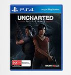 Target: Uncharted: The Lost Legacy (PS4) $44