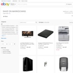 15% off 700+ eBay Items + Extra 10% off from eBay @ Warehouse1