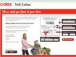 Coles: Receive $5 off Your Next $100 Grocery Bill by Completing an Online Survey or Just Download The Voucher