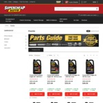 All Penrite Oil 35% off @ Super Cheap Auto Today & This Weekend