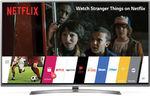 """LG UHD TV 65"""" 65UJ654T $1838.40 C&C @ Bing Lee eBay"""