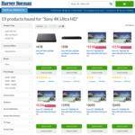 "Harvey Norman Sony TV Sale: X8500E 75"" 4K Ultra HD  $3596, X9400E 75""4K $5196 etc (Combine with HN AmEx Deal)"