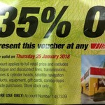 Repco 35% off Storewide [with Voucher]