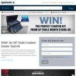 Win an SP Tools Custom Series Tool Kit Worth $1,088.95 from Sparesbox