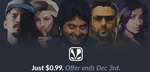 Get Saavn Pro (Indian Music Subscription) for $0.99 for 3 Months $6.99/Month after - New Subscribers Only