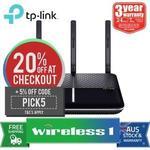 TP Link Archer VR600 ADSL\VDSL AC1600 Modem\Router - $106.87 Delivered Via Wireless1 eBay with Code ($112.51 W\O Code)