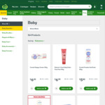 $5 off $30+ Spend on Baby Food & Accessories @ Woolworths Online