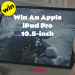Win An Apple iPad Pro 10.5-inch from PrizeTopia