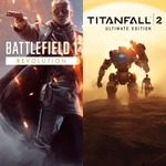 [PSN] Battlefield 1 Revolution and Titanfall 2 Ultimate Edition $30.95 (or $18.95 with PS+) @ PlayStation Store