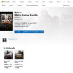 [XB1] Gold Metro Redux Bundle $9.99 (was $39.95) for Two Games @ Microsoft AU