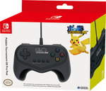 Nintendo Switch Official Hori USB Wired Pokken DX Controller $15.98 (Was $39.95) (Free Pickup or + Delivery) @ EB Games