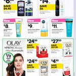 1/2 Price Olay Skincare + 3X Bonus Points 3-9 October @ Woolworths