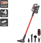 Kogan 22V Premium UltraLife Stick Vacuum & Accessories Kit $79 + Delivery (Free with Shipster) @ Kogan
