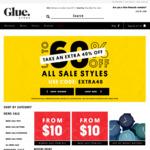 Extra 40% off Sale at Glue Store (inc. Adidas Campus Orange $30)