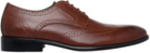 WOLF KANAT Leather Brogue Lace up Shoe Brown $89 (Was $199.95) Shipped or C&C @ Myer