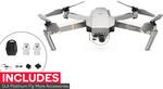 DJI Mavic Pro Platinum Drone - Fly More Combo $1499 and Free Shipping @ Kogan ($1424 Officeworks Price Beat)