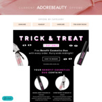 Receive a Benefit Bad Gal Bang 3g Mascara + Gimme Brow #3 (Medium) 1g with Every Order @ Adore Beauty