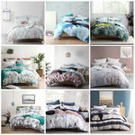 Logan & Mason SS18 New Season Quilt Cover Sets 9 Designs from $53.96 Single Bed Delivered (Was $67.45) @ Planet Linen eBay