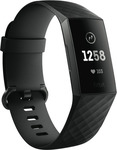 Fitbit Charge 3 Fitness Tracker $170.10 with Coupon, Free C&C or $5 Delivery @ The Good Guys